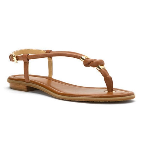 b5ab017f2ab8 Michael Kors Holly Knotted Sandals